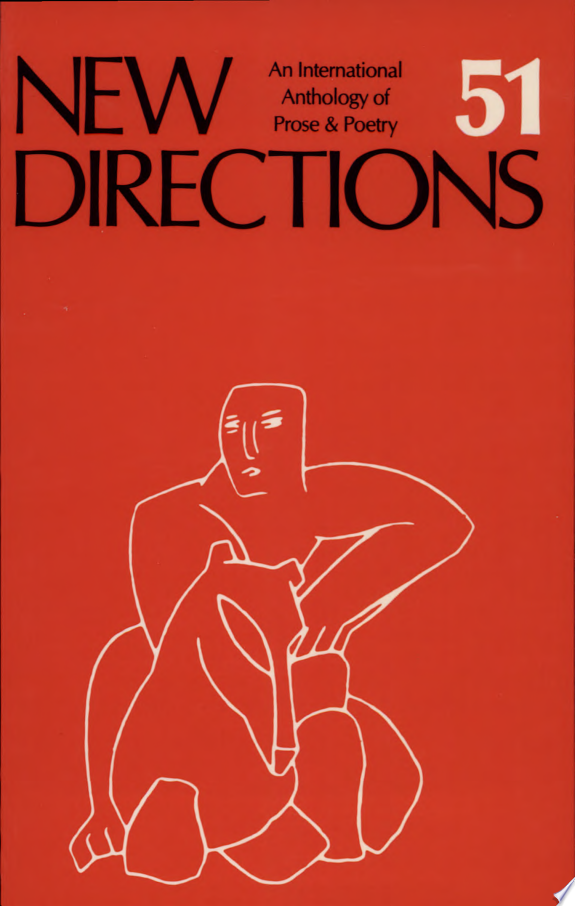 New Directions i Prose and Poetry
