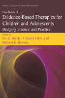 Handbook of Evidence Based Therapies for Children and Adolescents Book