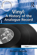 Vinyl  A History of the Analogue Record