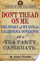 Don t Tread on Me Book
