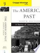 Cengage Advantage Books The American Past