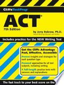 CliffsTestPrep ACT  7th Edition