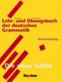 Grammatika nemeckogo jazyka s upražnenijami