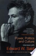 Power  Politics  and Culture