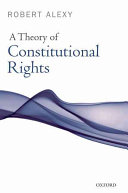 A Theory of Constitutional Rights
