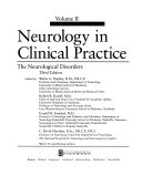 Neurology in Clinical Practice: The neurological disorders