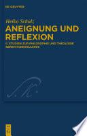 Studien zur Philosophie und Theologie Søren Kierkegaards
