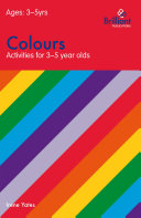 Colours  Activities for 3   5 Year Olds