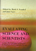 Evaluating Science And Scientists Book PDF