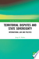 Territorial Disputes and State Sovereignty