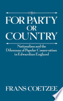 For Party or Country