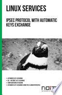 IPsec protocol with automatic keys exchange