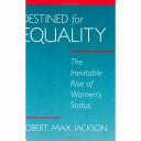 Pdf Destined for Equality
