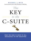 The Key to the C-Suite Pdf/ePub eBook