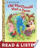 Old Macdonald Had a Farm  Read   Listen Edition