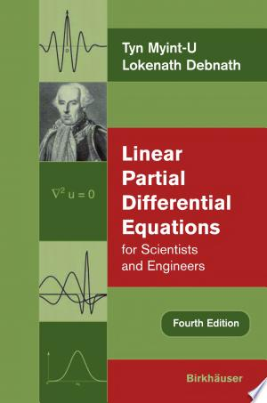 Download Linear Partial Differential Equations for Scientists and Engineers Free Books - Dlebooks.net
