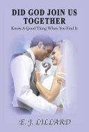 Did God Join Us Together [Pdf/ePub] eBook