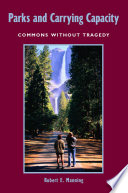Parks and Carrying Capacity Book