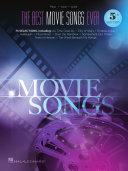 The Best Movie Songs Ever Songbook [Pdf/ePub] eBook