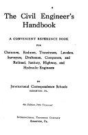 The Civil Engineer s Handbook