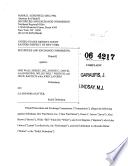 One Wall Street, Inc., et al.: Securities and Exchange Commission Litigation Complaint