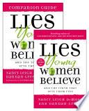 Lies Young Women Believe Lies Young Women Believe Companion Guide Set Book