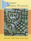 Exploring Abnormal Psychology Book PDF