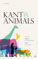 Kant and Animals [Pdf/ePub] eBook