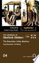 The Adventures of Sherlock Holmes   The Boscombe Valley Mystery   Zweisprachig Englisch Deutsch