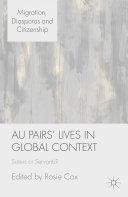 Au Pairs' Lives in Global Context [Pdf/ePub] eBook