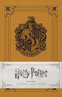 Harry Potter  Hufflepuff Ruled Notebook
