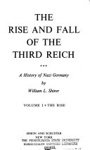 The Rise And Fall Of The Third Reich Book