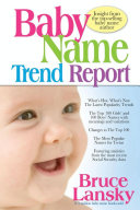 Pdf Baby Name Trend Report