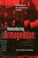 Remembering Armageddon
