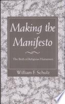 Making the Manifesto