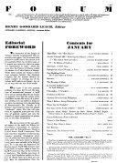 Forum Book