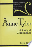 Anne Tyler Book