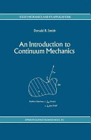 An Introduction to Continuum Mechanics - after Truesdell and Noll