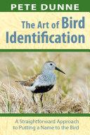The Art of Bird Identification Pdf/ePub eBook