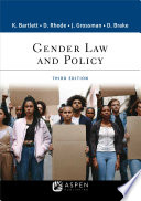 Gender Law and Policy Book