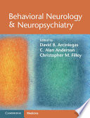 Behavioral Neurology   Neuropsychiatry Book