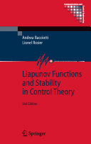Liapunov Functions and Stability in Control Theory