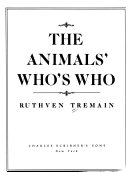 The Animals' Who's who