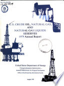 U.S. Crude Oil, Natural Gas, and Natural Gas Liquids Reserves ... Annual Report