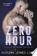 Zero Hour A Prequel To Zero Tolerance