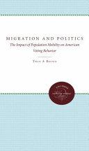 Migration and Politics