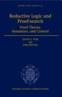 Reductive Logic and Proof-search