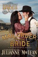 Mail Order Prairie Bride