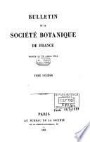 Bulletin de la Societe botanique de France