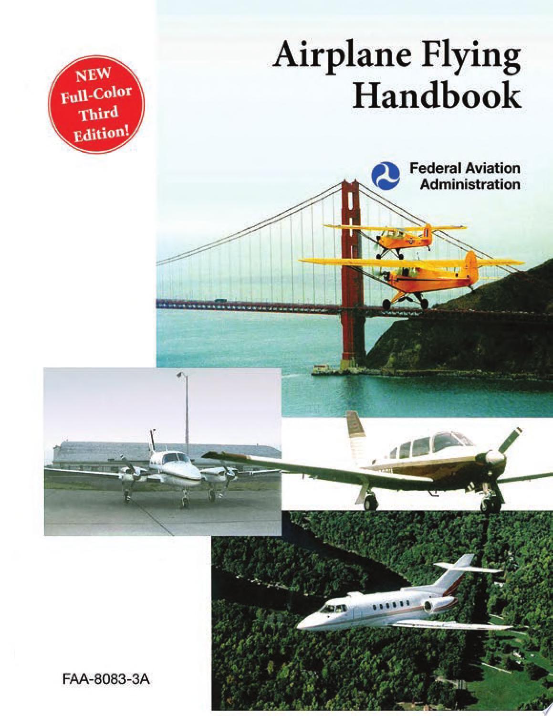 Airplane Flying Handbook 2nd Edition